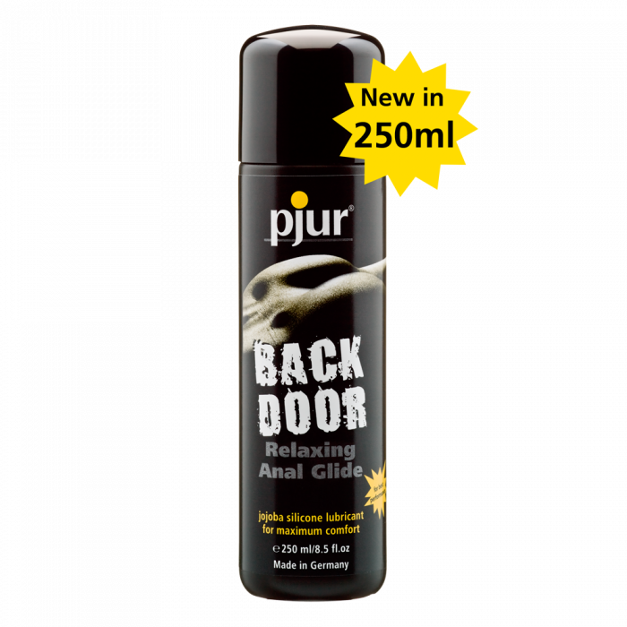 Pjur Backdoor lubrificante anale a base siliconica 250ml