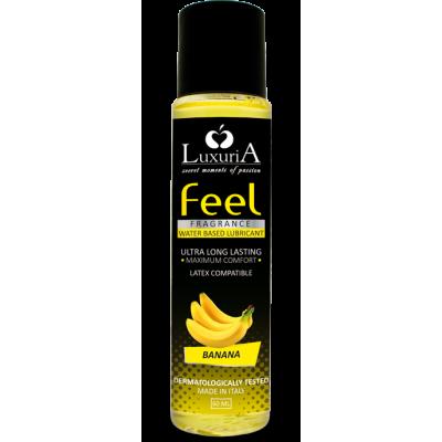 Luxuria Feel Fragrance Banana- lubrificante banana
