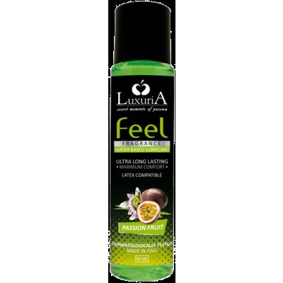 Luxuria Feel Fragrance Passion Fruit - lubrificante al frutto della passione 60ml