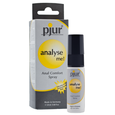 Pjur Analyse Me spray anale rilassante 20ml