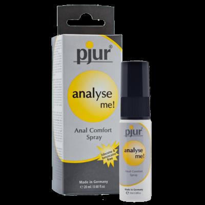 Pjur Analyse Me spray anale rilassante 20ml