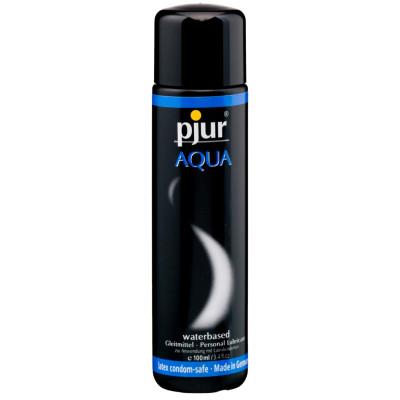 Pjur Aqua - gel lubrificante a base acquosa 100ml