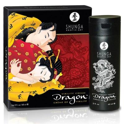 Shunga Cream Dragon - crema ritardante e stimolante