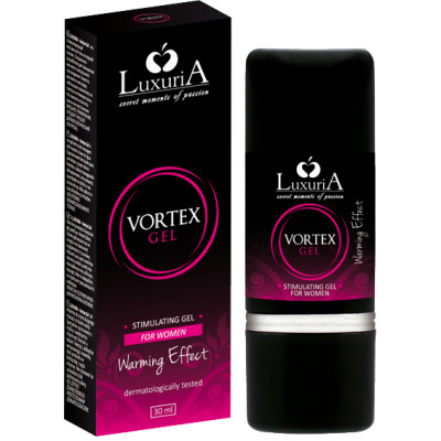 Vortex Gel Warm Effect - gel stimolante per lei effetto caldo 30ml