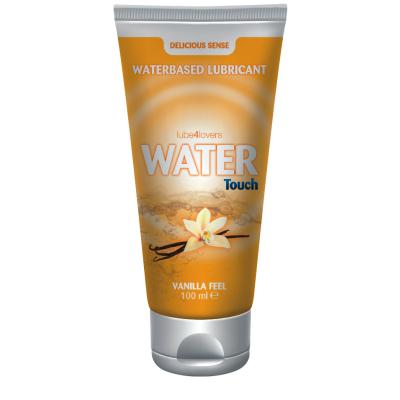 Lube4Lovers Water Touch Vanilla Feel - lubrificante alla vaniglia 100ml