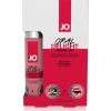 Gel per rapporti orali System Jo Oral Delight Strawberry Sensation