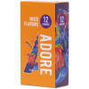 Preservativi aromatizzati Adore Mixed Flavours Pasante