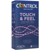 Control Le Climax Touch & Feel - 6 pezzi