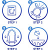 Preservativi resistenti Durex Extra Safe 10 pezzi