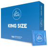 Preservativi King Size Love Match - 144 profilattici XXL