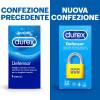 Durex Defensor - preservatvi resistenti 12 pezzi