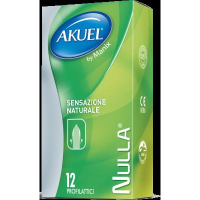 Akuel Nulla - 12 pezzi