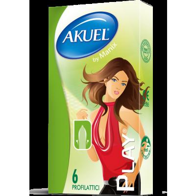 Akuel Play - 6 pezzi