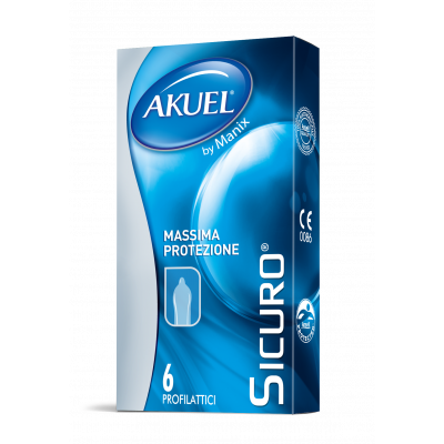 Akuel sicuRo - 6 pezzi