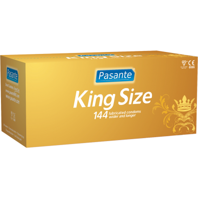 Pasante King Size - preservativi extralarge