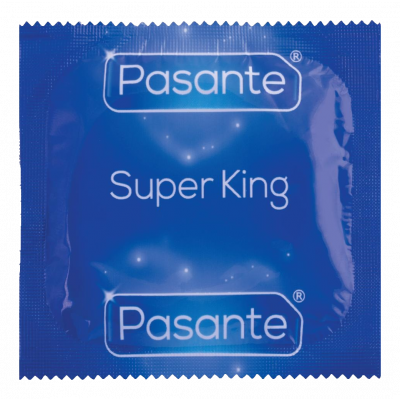 Preservativi extralarge Super King Pasante