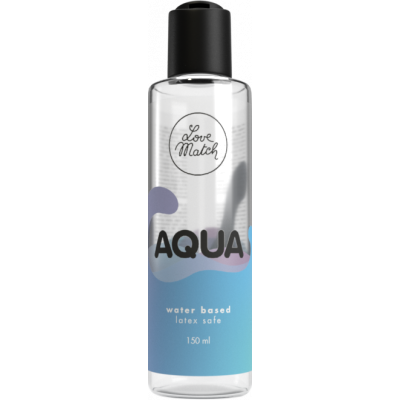 Love Match Aqua 150ml - lubrificante a base acquosa