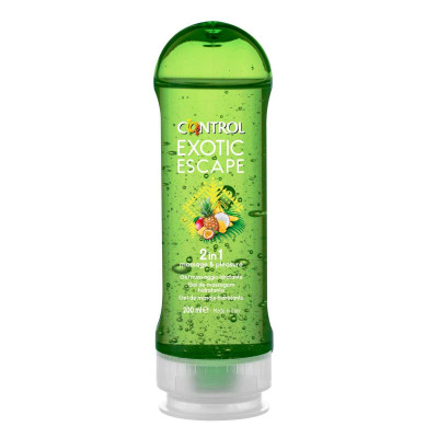 Control 2in1 Exotic Escape - 200 ml