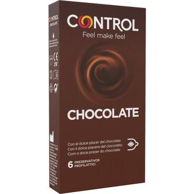 Control Adapta Chocolate preservativi  aromatizzati al cioccolato