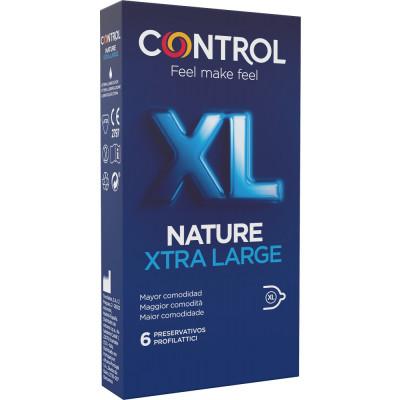 Control Nature XL - 6 pezzi