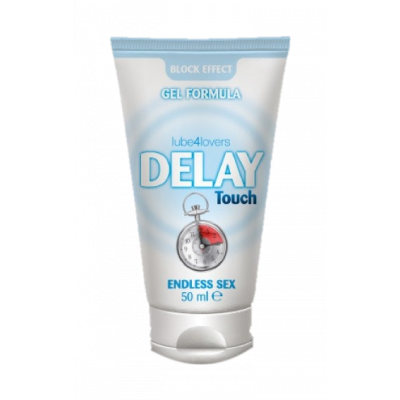 Lube4Lovers Delay Touch - gel