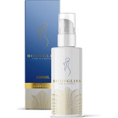 Lubrificante al silicone Bodygliss Care & Comfort Silicone 100 ml