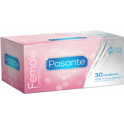 Pasante Female - 30 pezzi