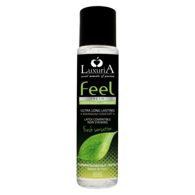 Luxuria Feel Fresh Sensation - lubrificante effetto freddo 60ml