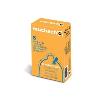 Muchacho Ultra Thin - 6 pezzi
