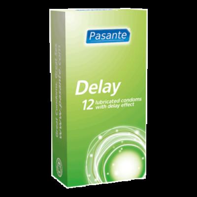 Pasante Delay preservativi ritardanti - 12 pezzi