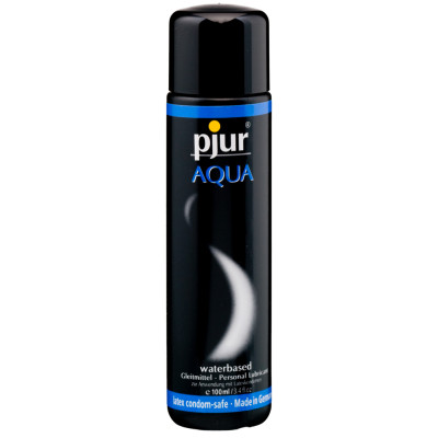 Pjur Aqua - gel lubrificante a base acquosa 100ml