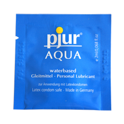Pjur Aqua - 2 ml