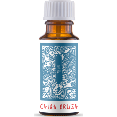 Shots Lubes China Brush - 20 ml