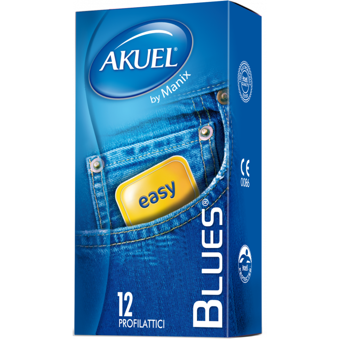 Akuel Blues 12 pezzi