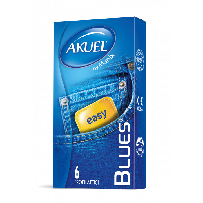 Akuel Blues 6 pezzi