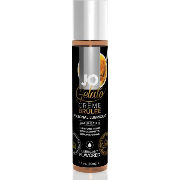 Lubrificante alla creme brulee System JO Gelato Creme Brulee Water-Based