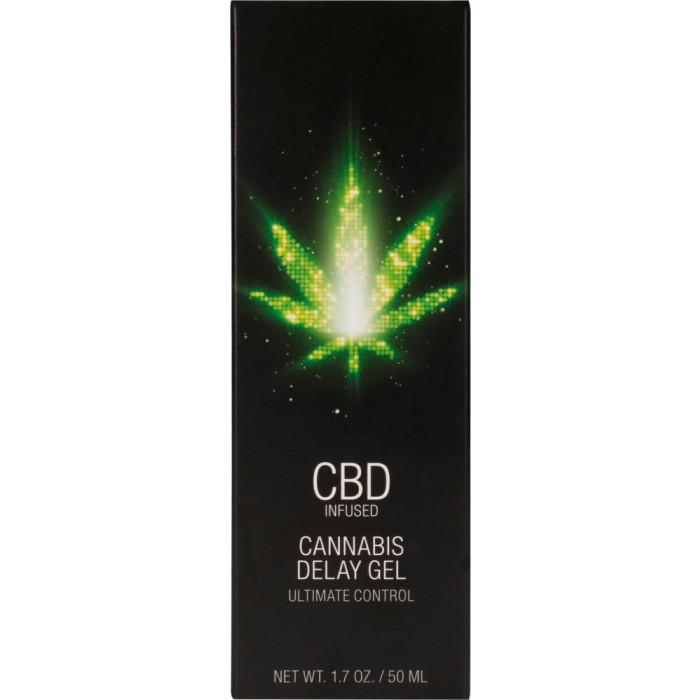 Gel ritardante Shotsmedia Cbd Cannabis Delay Gel