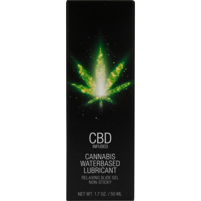 Lubrificante Shotsmedia Cbd Cannabis Lubricant