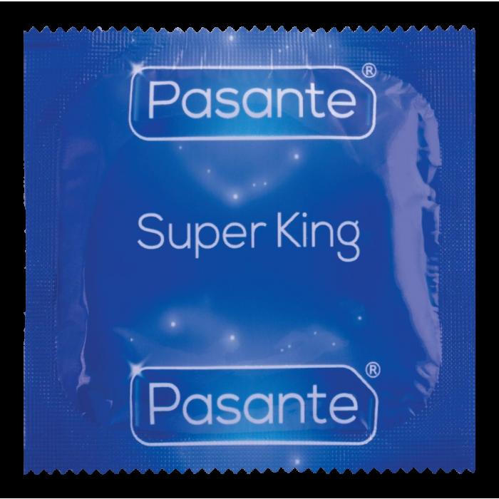 Preservativi extralarge Super King Pasante