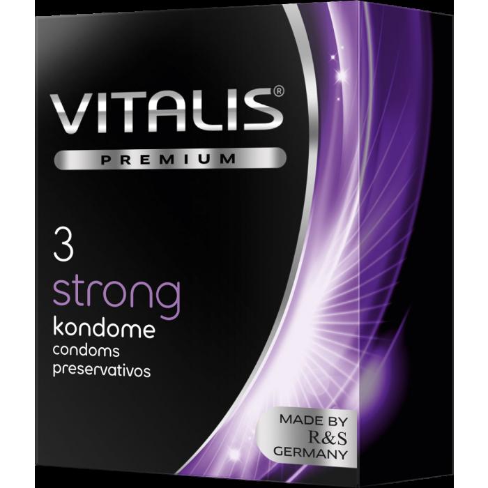 Profilattici Resistenti Strong Vitalis