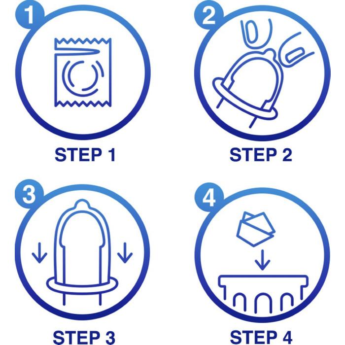 Durex Comfort XL 12 pezzi - preservativi extra large