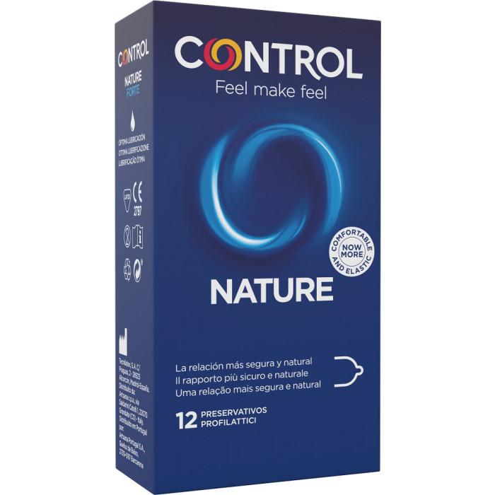 Control Adapta Nature - 12 pezzi