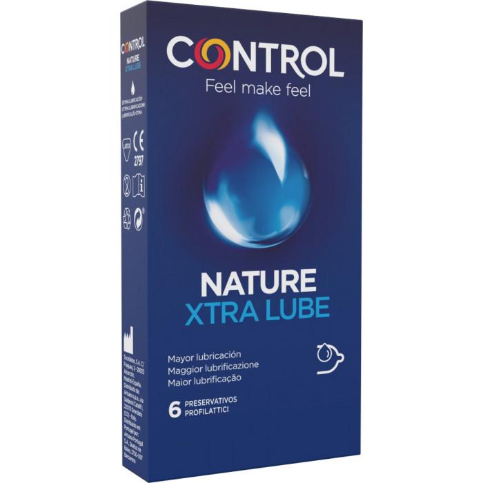 Control Xtra Lube - preservativi extra lubrificati