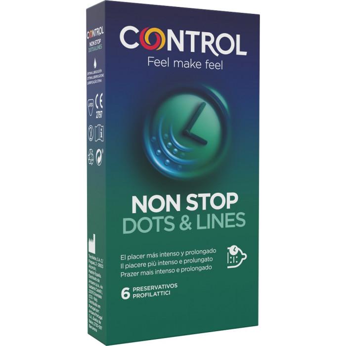 Non Stop - Dots&Lines 6 pezzi