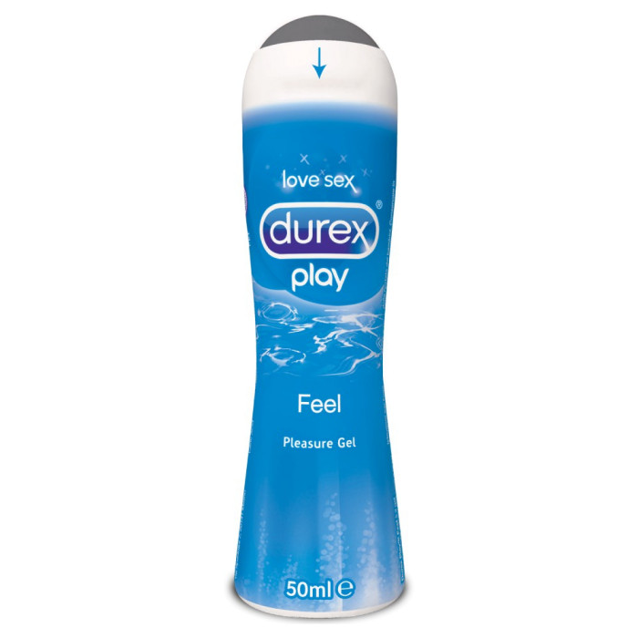 Durex Top Gel Feel - lubrificante a base acquosa