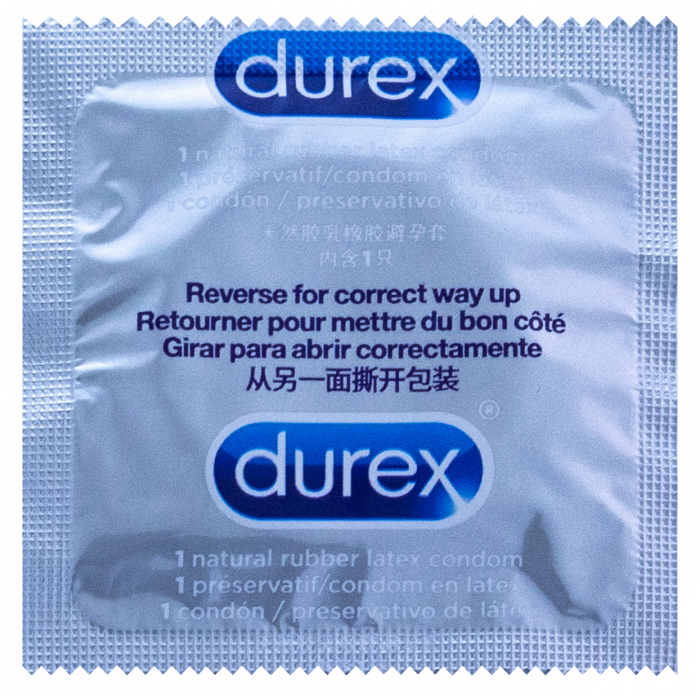 Preservativi ultrasottili Invisible Extra Lubrificated Durex