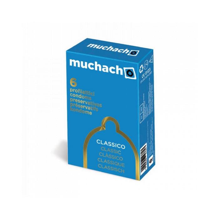 Muchacho Classic - preservativi classici 6 pezzi