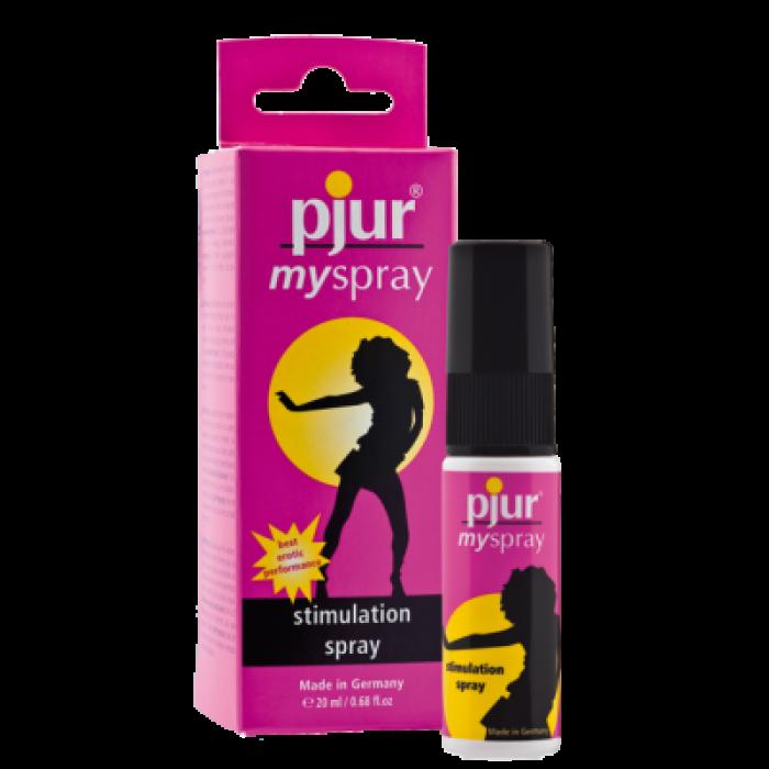 Pjur Stimulation spray lubrificante stimolante 20ml