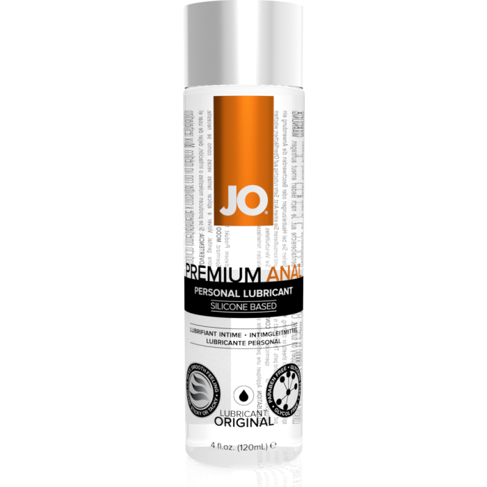 Lubrificante anale Anal Silicone Lubricant System JO