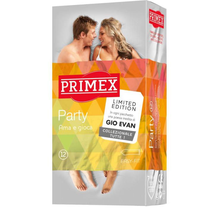 Primex Party - 12 pezzi